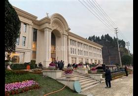安岳锦玺公馆-外墙欧式乐动体育官网